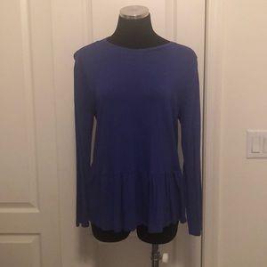 Old Navy knit top sz L